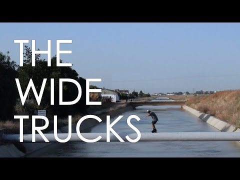 WIDE TRUCKS // A FREESTYLE ROLLERSKATING VIDEO FEATURING RICARDO LINO