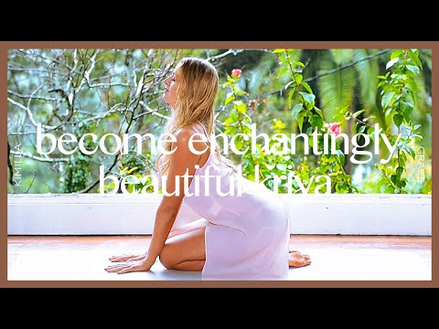 Kundalini Yoga: Kriya For Becoming Enchantingly Beautiful   KIMILLA