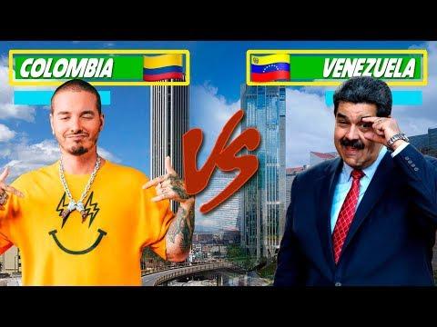 Las 9 diferencias entre Colombia y Venezuela