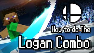 How to do tнe Logan Combo - SSBU Steve