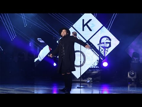 Kygo Performs 'Stole the Show' with Parson James