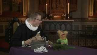 Repeat youtube video Snapper og Andreas taler om Palmesøndag