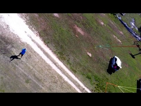 Best Kite Video - View From Above