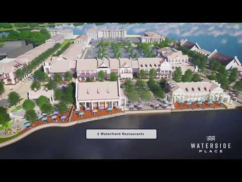 Sneak Preview of Waterside Place - Lakewood Ranch Waterside
