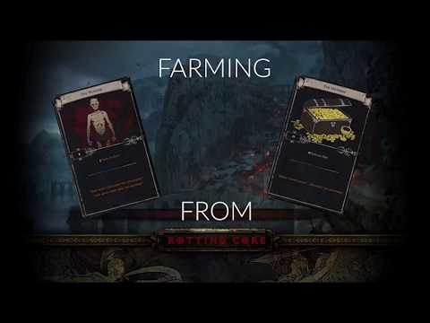 Rotting Core Divination Card Farming