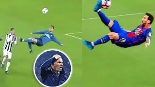 Futbol Tarihinin En Havalı Hareketleriyle Atılan 9 Gol Dünyayı Şaşırttı (AKROBATİK GOLLER)