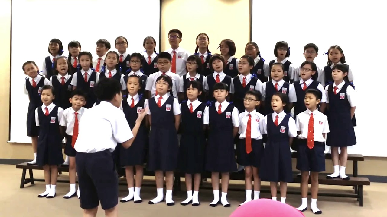 Choral Speaking Presented By Sjkc Tun Tan Cheng Lock 2018 Youtube