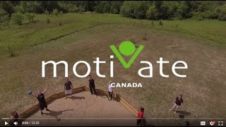 Motivate Canada intro to Programs and YDD