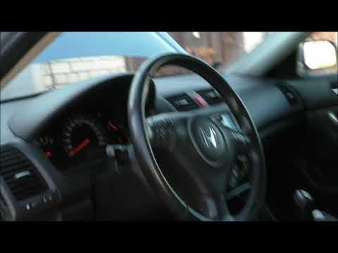Honda Accord замена жидкости гур , часть 2 правильная замена.