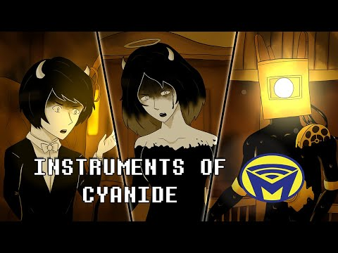 Bendy - Instruments of Cyanide - DAGames Cover - Man on the Internet
