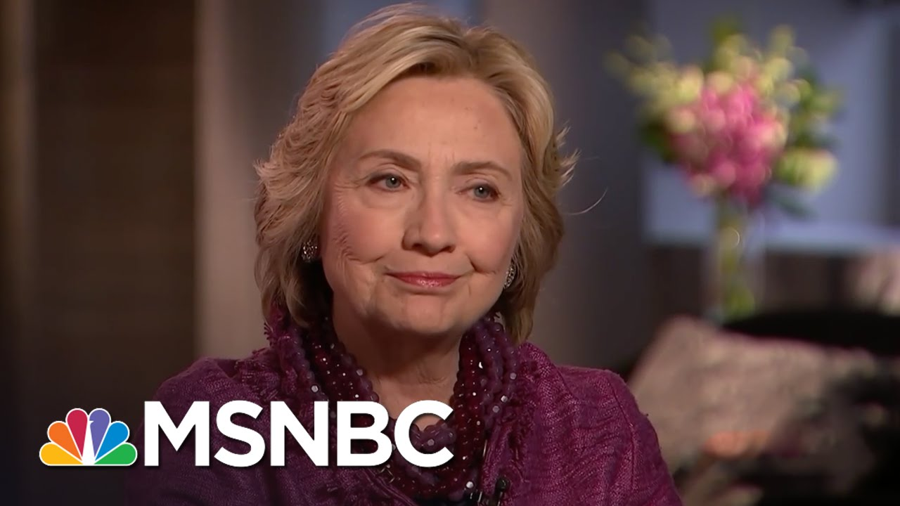 Hillary Clinton Trump 39 S Demagoguery 39 No Longer Amusing