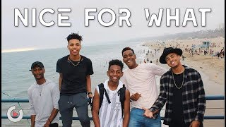 Drake - Nice For What | Cover by Next Town Down