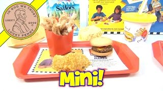 Happy Meal Magic Toy Sets, Your Food Is Ready...Thanks for Eating at McDonald