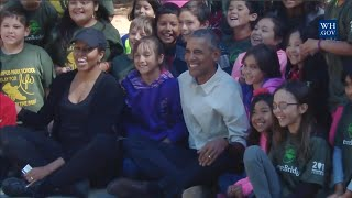 Obamas Give Kids Free Passes Good For Any National Park