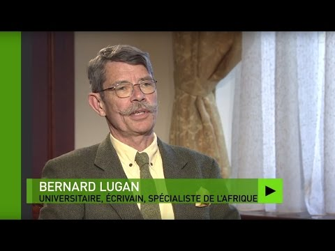 Bernard Lugan: «100 millions d'Africains veulent arriver en Europe»