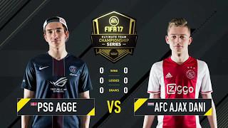 PSG vs AJAX FIFA17 - August