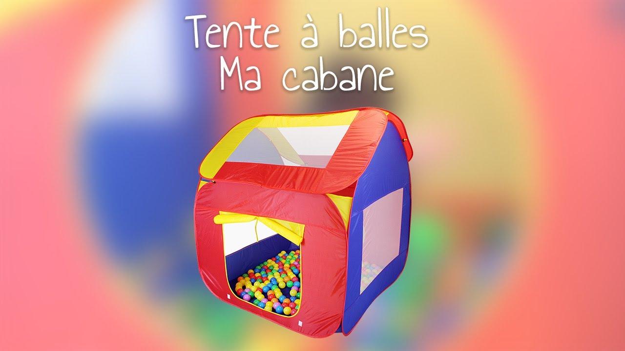 Tente à Balles Ma Cabane De Monsieur Bébé