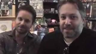 """Splinter"" Dvd Signing At Dark Delicacies"