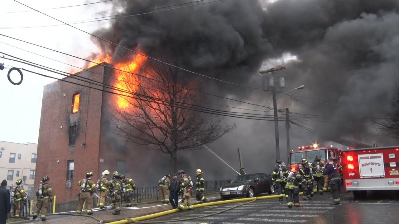 a9cb2bfb13f North Hudson Regional Fire   Rescue 5th Alarm 3 2 18 - YouTube