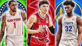 2020 NBA Mock Draft | Mid Season Edition