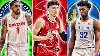 2020 NBA Mock Draft | Mid Season Edition