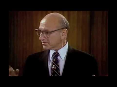 Milton Friedman: free immigration for jobs vs  free immigration for welfare