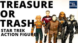 Treasure or Trash: Star Trek Action Figures