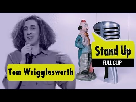 Tom Wrigglesworth | Russell Howard's Good News | FULL CLIP