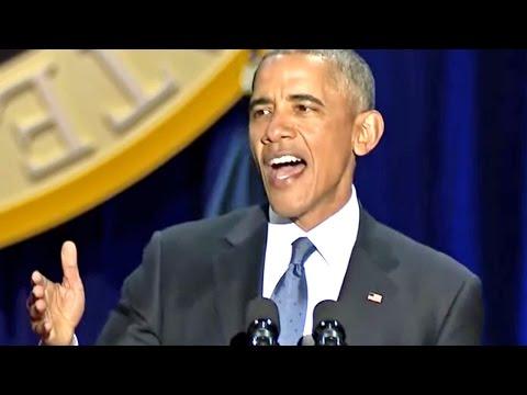 President Barack Obama's Farewell Address