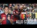 GENOA - JUVENTUS 2-0 | REAZIONE DALLO STADIO!!!