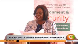 KDF security and environment conference