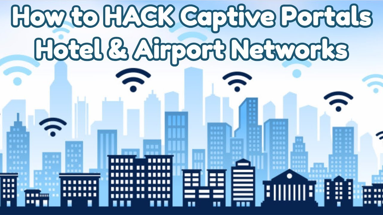 Hacking Into a Captive Portal Using Monitor Mode – zSecurity
