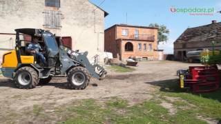 Ładowarka Giant V4502T - maszyna rolnicza