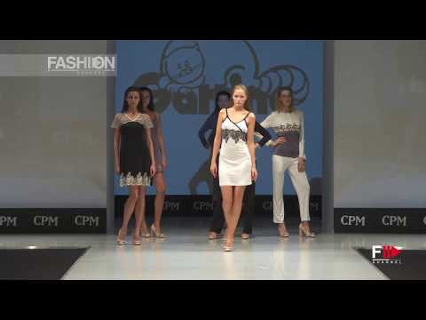 """GRAND DEFILE LINGERIE Magazine"" CPM Body & Beach Moscow Autumn Winter 2014 2015 by FC"