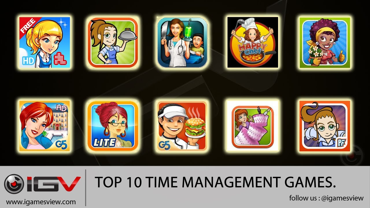 best iphone games of all time top 10 time management for iphone ipod 18306