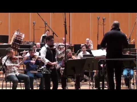 Saint-Saëns Violin Concerto No.3, Oviedo Filarmonia - Alexandre Da Costa & Marzio Conti