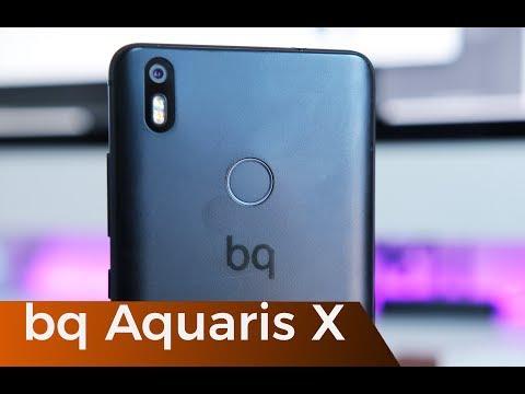 "BQ Aquaris X Review   O PERFEITO ""Google Pixel Lite"""