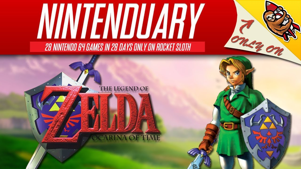 Zelda Ocarina Of Time Review In 2018 Classic Nintendo 64