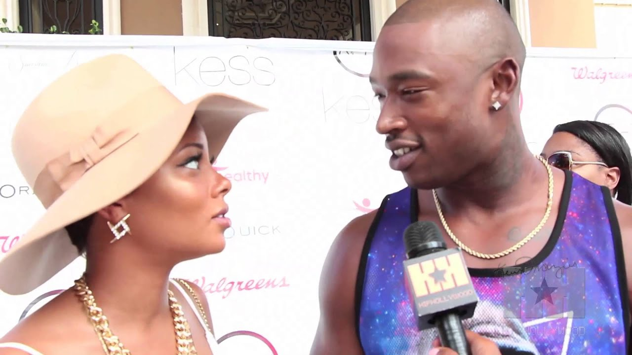 Eva Marcille's Baby Daddy Kevin McCall Arrested At Child Support/Custody Hearing [VIDEO]