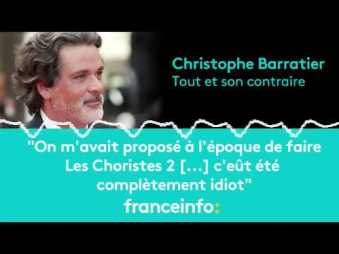 Christophe Barratier :
