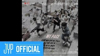 "Stray Kids 2ND MINI ALBUM ""I am WHO"" Inst. Lyric Card 2 ""My Pace"""