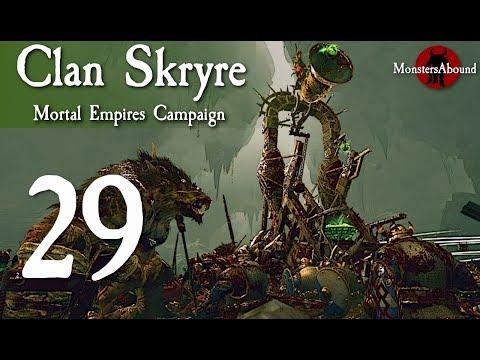 Total War: Warhammer 2 Mortal Empires - Clan Skryre #29