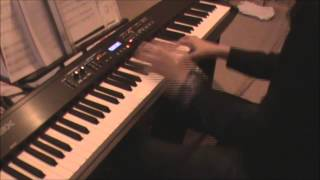 Adiemus by Karl Jenkins, played on piano. There is no sheet music f...