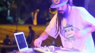 Mc Guerrero y  Dj FyahStyle -  Tumbaga Festival 2013 Montería