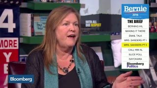 Jane Sanders: We'll Release Full Tax Returns When They Are Due