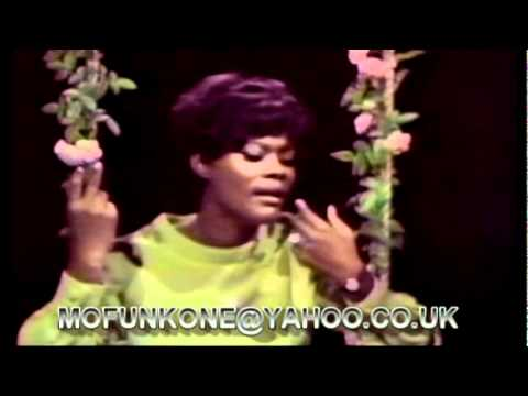 DIONNE WARWICK. VALLEY OF THE DOLLS. TV PERFORMANCE 1969