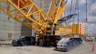 Repeat youtube video The Giant Terex Demag CC 2500 1 (500Tons)