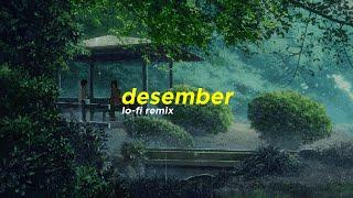 Efek Rumah Kaca - Desember (Alphasvara Lo-Fi Remix)