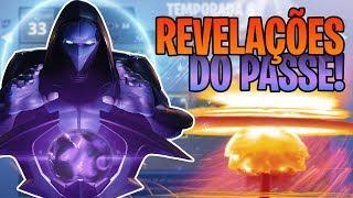 REVELATIONS of the BATTLE PASS-Fortnite Battle Royale