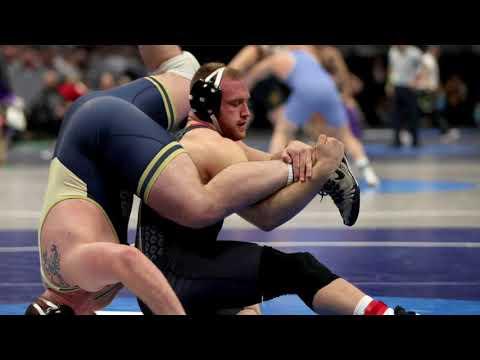 Ohio State heavyweight Kyle Snyder
